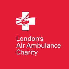 London Air Ambulance charity logo
