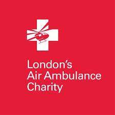 London Air Ambulance charity logo