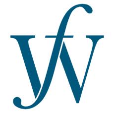 The wood foundation logo