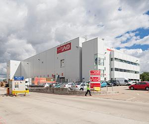 Heathrow perishable warehouse