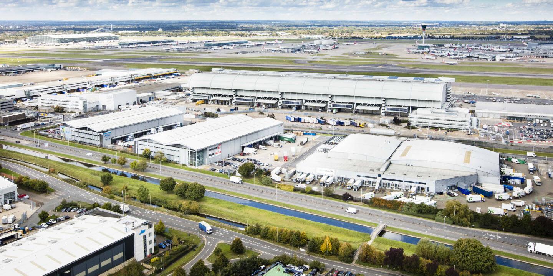Building 521b Swissport Cargo Facility