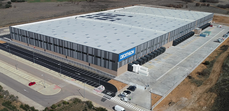 European Logistics Leon