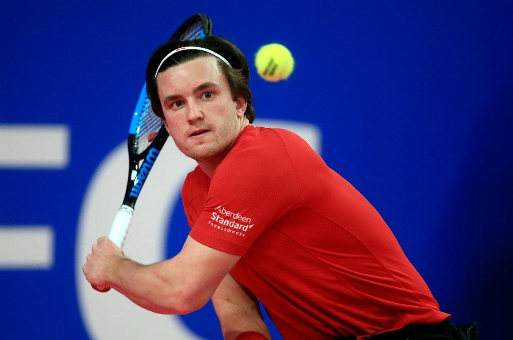 Gordon Reid - Scottish two-time Grand Slam Champion