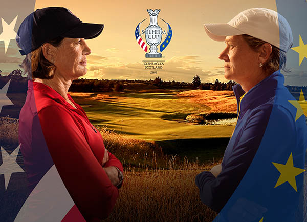solheim cup all access