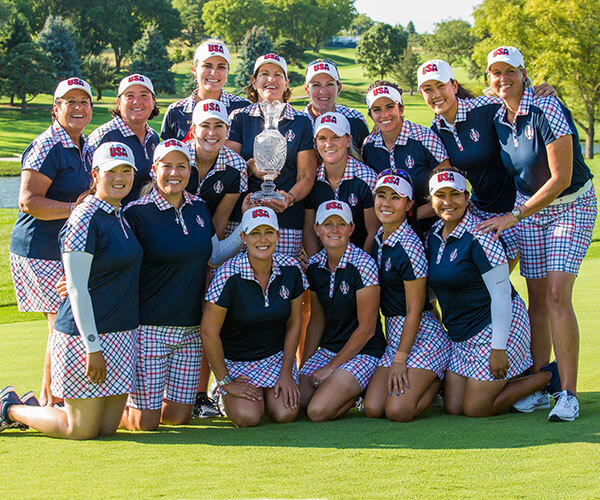 Solheim Cup team USA