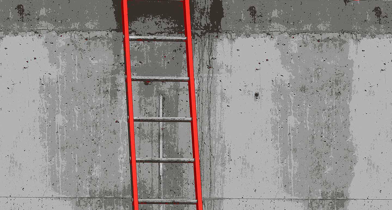 Climbing-the-wall