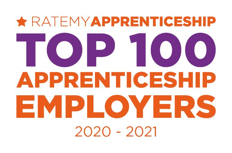 Finalist_Top 100 Apprenticeship Employers 2020