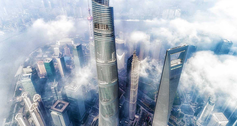 Five views of China