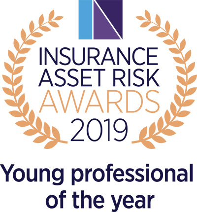 Young professional of the year